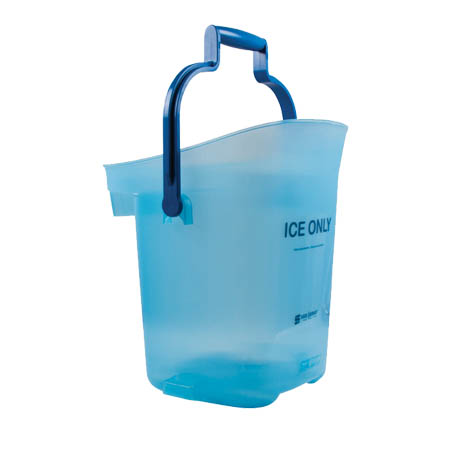 San Jamar 6 Gallon Light Duty Ice Tote
