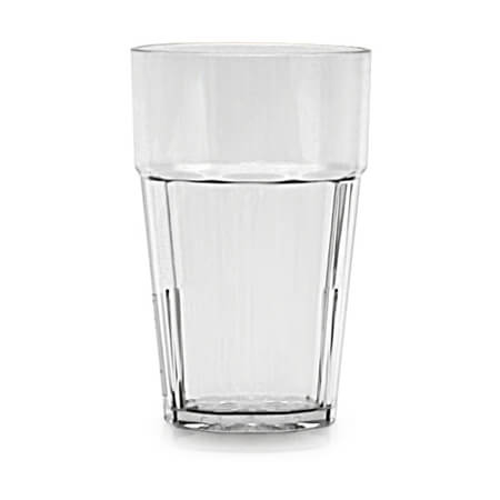 Thunder Group Diamond 20 oz. Clear Poly Tumbler Glass