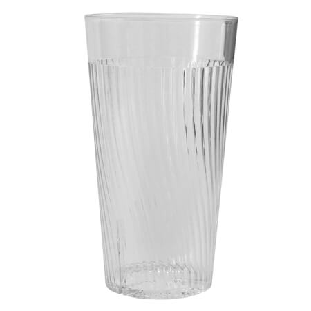 Thunder Group Belize 20 oz. Clear Poly Tumbler Glass