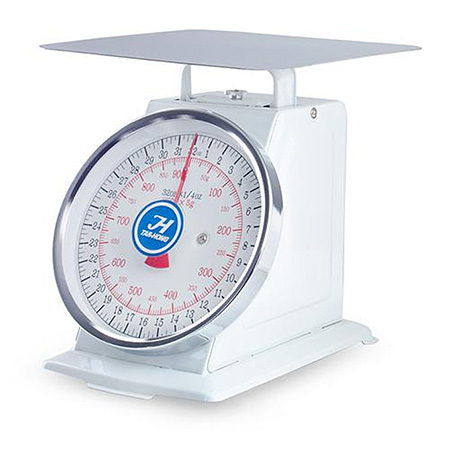 5 lb. x 0.25 oz. Portion Control Spring Scale