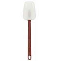Thunder Group 10\x22 Long Spatula with Red Handle