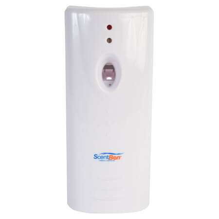 Janico ScentBon Aerosol Metered Bathroom Air Freshener Dispenser