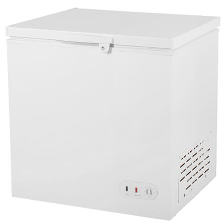 "Berg 7 cu. ft. Solid Top Chest Freezer 37-3/4""W"