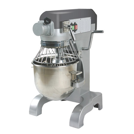 "Famous Maker 10-Quart 3-Speed 0.5 HP All-Purpose Mixer 16-1/4""W"