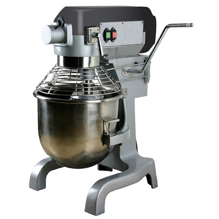 "Famous Maker 20-Quart 3-Speed 1.5 HP All-Purpose Mixer 23-3/5""W"
