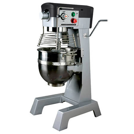 "Famous Maker 30-Quart 3-Speed 2 HP All-Purpose Mixer 24-1/2""W"