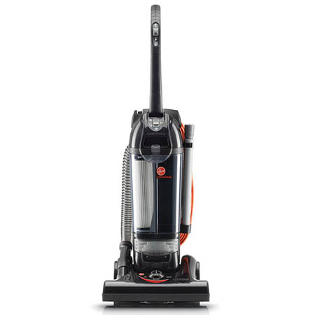 Hoover Commercial 15 Quot Hush Bagless Upright Vacuum Cleaner