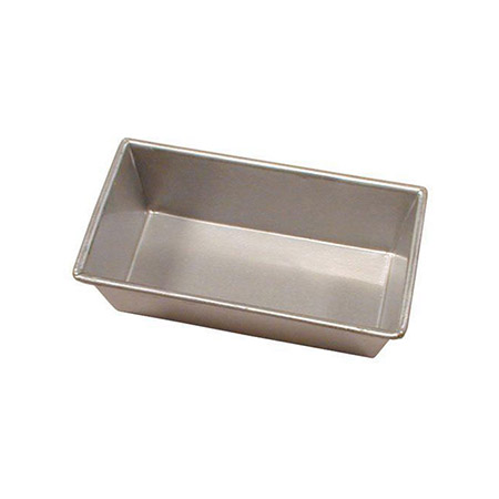 "Chicago Metallic Glazed Aluminum Bread Pan 9"" x 4-1/2"""