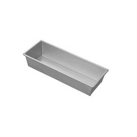 "Chicago Metallic Glazed Aluminum Bread Pan 13"" x 4"""