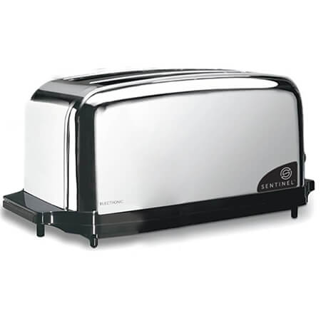 Sentinel 4-Slice Light Duty Commercial Pop-Up Toaster