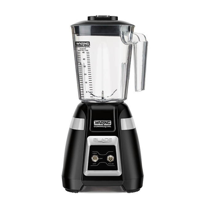 West Gate Leasing >> Waring 1 HP Bar Blender with 48 oz. Container