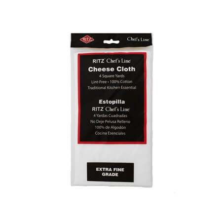 Ritz Chef's Line Extra Fine Mesh Lint-Free Cheese Cloth