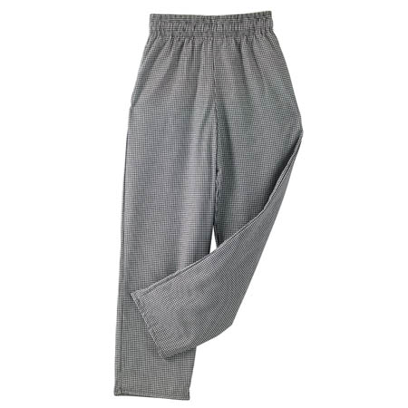 Kitchen Wears™ 2X-Large Houndstooth Chef Pants