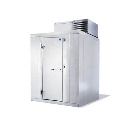 "Harford Kolpak Self Contained with Floor Indoor Walk-In Freezer  7'9 x 7'9"" x 7'6-1/4"""""