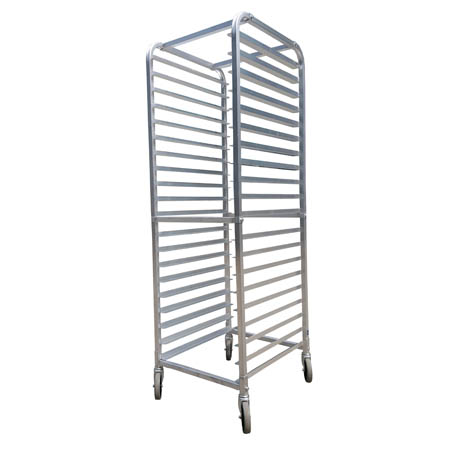 Sauber Full-Size Aluminum Sheet Pan Rack 20 Full-Size Pans