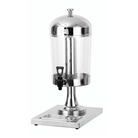 Bradford Hall 2.1-Gallon Cold Beverage Dispenser