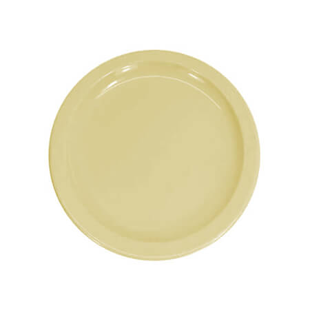 "LaSalle Manor 7-1/4"" Tan Sandwich Plate"