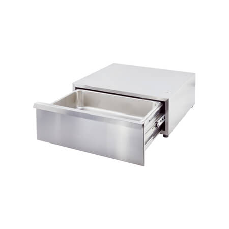 36-Bun Drawer for Spectrum 30-Dog Hot Dog Roller