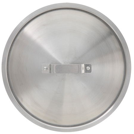 "10-8/9"" Aluminum Cover for Winco Stock Pots"