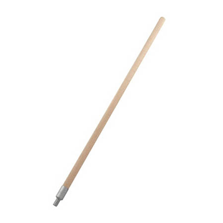 "36"" Wood Handle for Pizza Oven Brush"