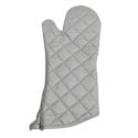 17\x22 Quilted Silicone Oven Mitt