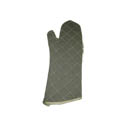 13\x22 Quilted Flame Retardant Oven Mitt