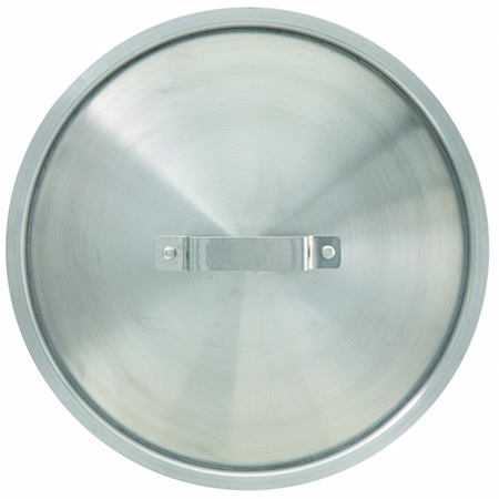 Aluminum Cover for Winco 80 Qt. Stock Pot or 24-28 Qt. Brazier