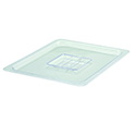 Solid Cover for Winco 1/2-Size Poly Food Pan