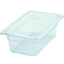 Winco Clear Food Pans & Covers