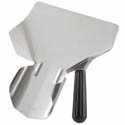 Winco Right Handle Stainless Steel French Fry Scoop