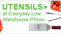 Low Prices on Utensils