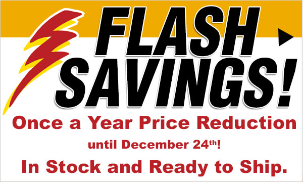 Catering and Holiday Supplies Flash Savings
