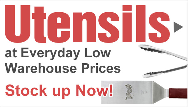 Commercial Kitchen Utensils at Low Prices