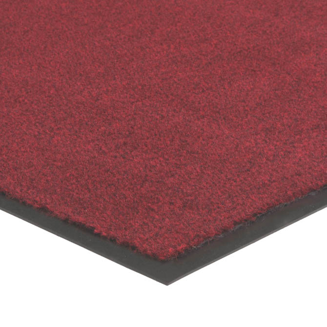 Apache Mills 3 X 10 Red Carpeted Runner Floor Mat