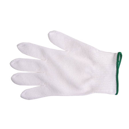 Mercer Mercerguard Medium White Cut Resistant Glove