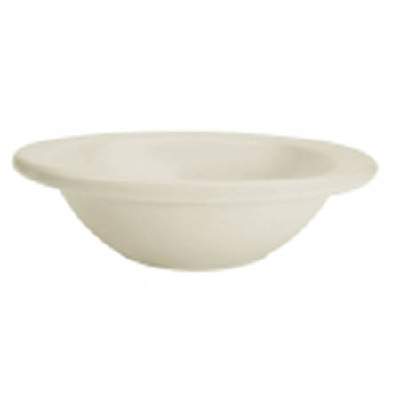 MCIC Chelsea 4.5 oz. American White Narrow Rim Fruit Bowl