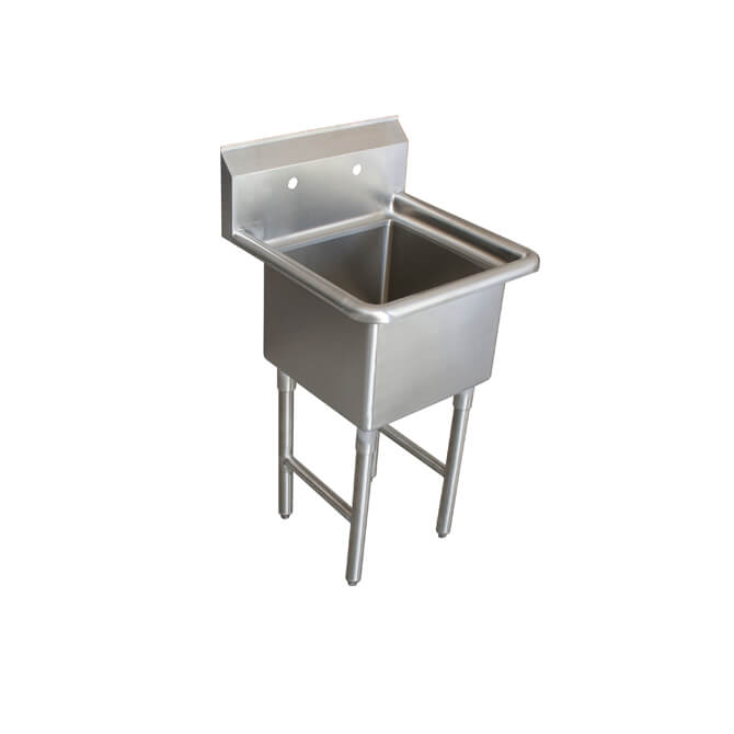 Marvelous Sauber Select 1 Compartment Stainless Steel Sink 22W Interior Design Ideas Inamawefileorg