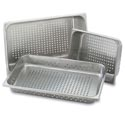 Perforated Stainless Steel Food Pans