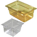 Poly Food Pans & Covers