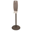Dial Professional Touch Free Sanitizer Floor Stand
