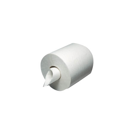 "Center Pull White 2-Ply Paper Towels 8"" x 10"""