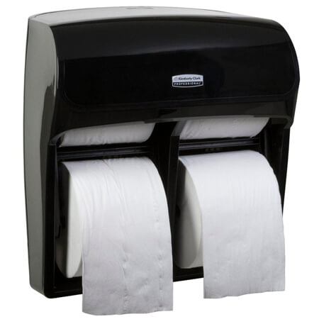 Scott Four Roll 2-Ply Toilet Tissue Dispenser