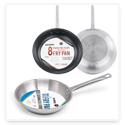 Salerno Commercial Fry Pans