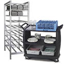 Shelving Carts and Racks