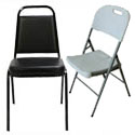 Modesto Stacking & Folding Chairs