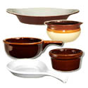 Baking & Serving Stoneware Dishes