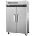 Turbo-Air 47 cu. ft. 2-Door Top Mount Reach-In Freezer