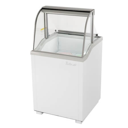 "Turbo-Air 4 Tub Ice Cream Dipping Cabinet 26""W"