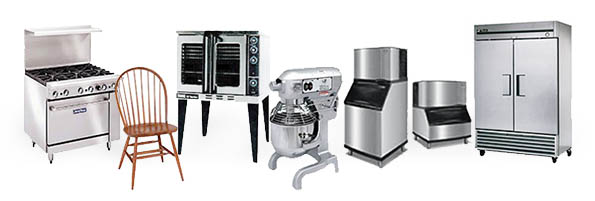 Used restaurant equipment and supplies for Equipement restaurant usage