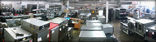 Used Restaurant Equipment & Supplies - Restaurant Equippers
